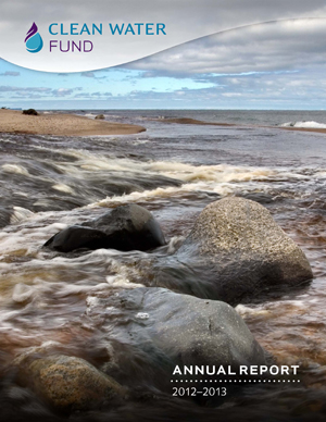 Clean Water Fund 2012 Annual Report