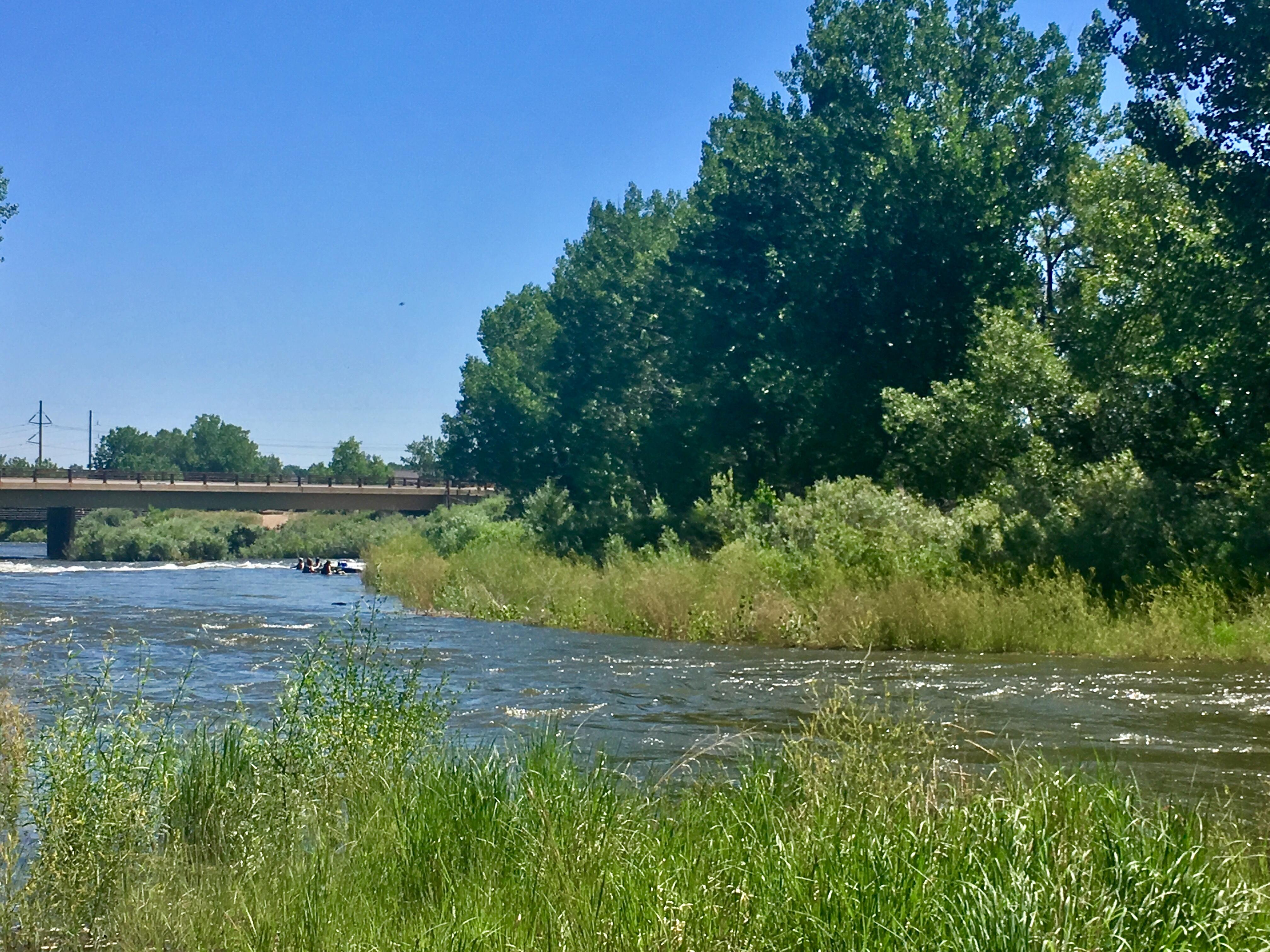 South Platte River -- Photo credit: Jennifer Peters
