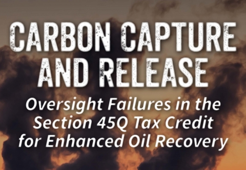 Carbon Capture and Release cover image