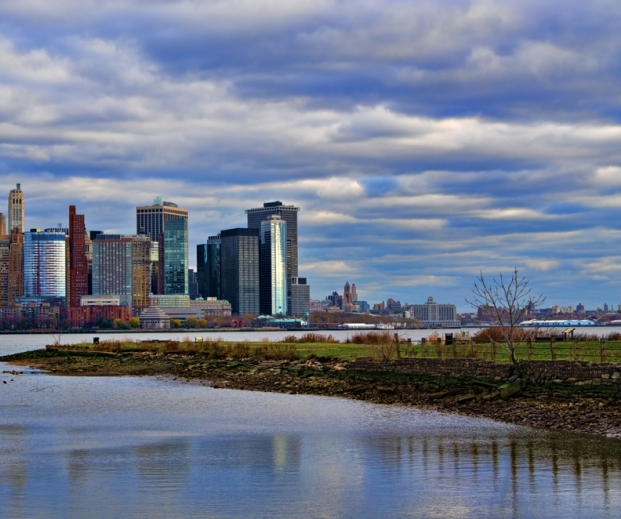 Jersey City. Photo credit: J J / Creative Commons - Flickr