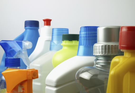 Cleaning Products, photo: istock alexdans